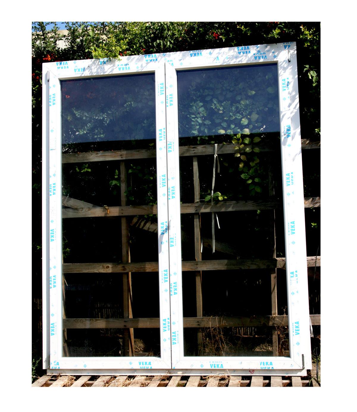 Porte-fenêtre 2 vantaux oscillo-battante à vendre !