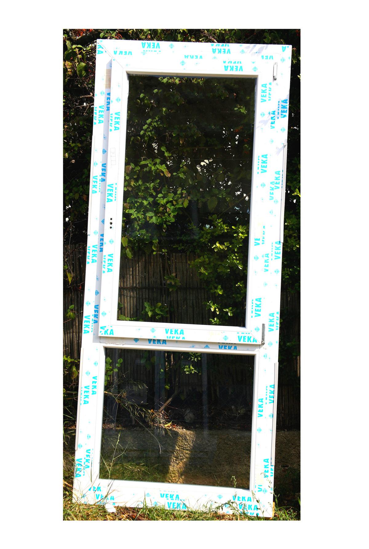 Portes-fenêtres PVC à vendre