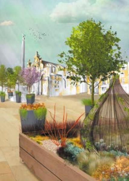 Le jardin éphémère – Partie #1