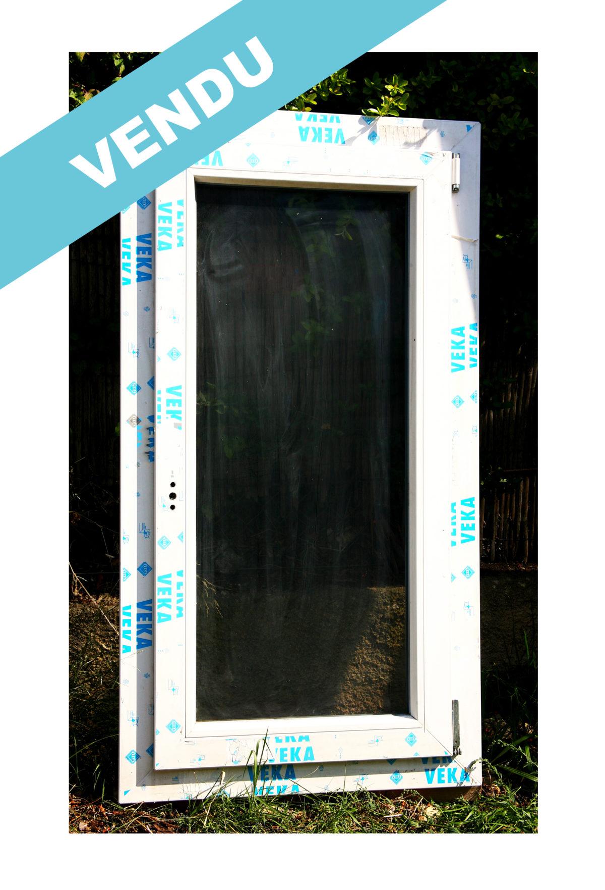 Fenêtre PVC 1 vantail à vendre !
